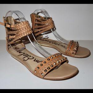 Sam Edelman Studded Sandals 6M Rhiannon